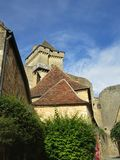 Beynac, Dordogne imagens de stock