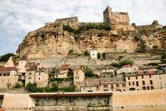 Beynac-et-Cazenac стоковое фото