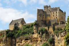 Beynac-et-cazenac Royalty Free Stock Photography