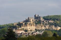 Beynac-et-Cazenac стоковое изображение