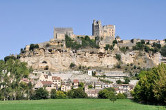 Beynac-et-Cazenac, Dordogne, France Royalty Free Stock Photography