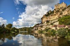 Beynac-et-Cazenac - Dordogne - France Stock Photos