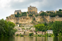 Beynac-et-Cazenac Stock Photography