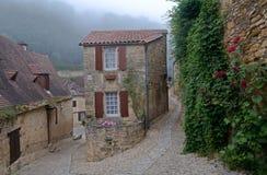 Beynac, Francia Fotografie Stock Libere da Diritti
