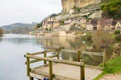 Beynac och cazenac, Frankrike Royaltyfria Foton