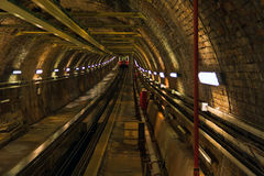 Beyoglu do túnel Fotos de Stock Royalty Free