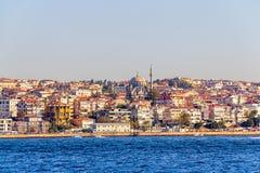Beyoglu Istanboel Royalty-vrije Stock Foto