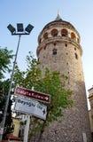 Beyoglu Istanbul Stock Photos