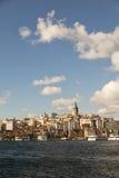 beyoglu Istanbul część Zdjęcia Royalty Free