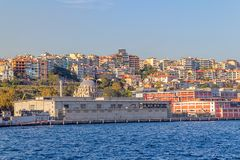 Beyoglu Istanbul Royalty Free Stock Photography
