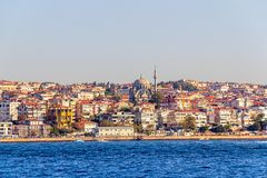 Beyoglu Istanbul Royalty Free Stock Photo