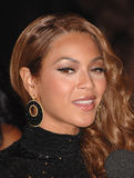 Beyonce Knowles Photo libre de droits