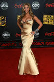Beyonce Knowles. Arriving at the 2007 American Music Awards. Nokia Center, Los Angeles, CA. 11-18-07 Stock Photos
