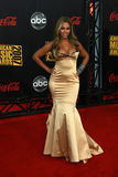 Beyonce Knowles. Arriving at the 2007 American Music Awards. Nokia Center, Los Angeles, CA. 11-18-07 Stock Images