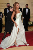 Beyonce Knowles. At the 79th Annual Academy Awards at the Kodak Theatre, Hollywood. February 26, 2007  Los Angeles, CA Picture: Paul Smith / Featureflash Royalty Free Stock Image