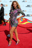 Beyonce Knowles Στοκ Εικόνα