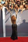 Beyonce Knowles 免版税库存照片