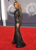 Beyonce Knowles Στοκ Εικόνες
