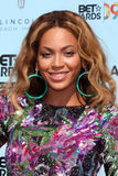 Beyonce Knowles. Arriving at  the BET Awards 2009 at the Shrine Auditorium in Los Angeles, CA on June 28, 2009 Royalty Free Stock Photos