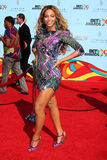 Beyonce Knowles. Arriving at  the BET Awards 2009 at the Shrine Auditorium in Los Angeles, CA on June 28, 2009 Stock Photography