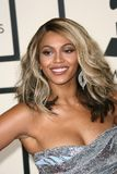 Beyonce. Knowles  arriving at the 2008 Grammy Awards. Staples Center, Los Angeles, CA. 02-10-08 Stock Photography