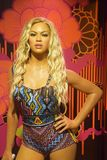 Beyonce Knowles Carter Immagine Stock
