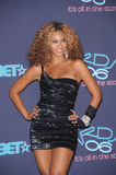 Beyonce Knowles, Destiny's Child Imagem de Stock