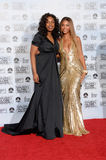 Beyonce Knowles, Jennifer Hudson Stock Images