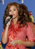 Beyonce Knowles. November 15, 2005 - Hollywood - Singer Beyonce Knowles of Destiny`s Child at the 2005 World Children`s Day at The Los Angeles Ronald McDonald Stock Photos