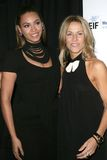 Beyonce Knowles, Sheryl Crow Stock Photo