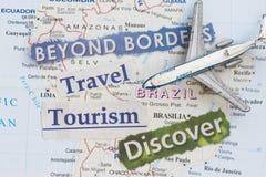 Beyond borders Stock Image
