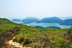 Beyond Clearwater Bay Royalty Free Stock Images