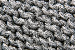 Beyond closest macro pattern knitted surface. Beyond closest close pattern knitted surface stock photos