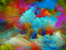 Beyond Colors Royalty Free Stock Images