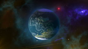 Beyond Earth stock footage