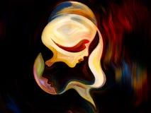 Beyond Inner Paint Stock Photo