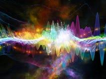 Beyond Sound Wave Stock Photos