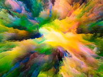 Beyond Surreal Paint Royalty Free Stock Photo