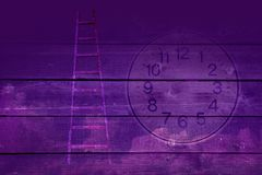 Beyond Time. Time Concept Royalty Free Stock Photos
