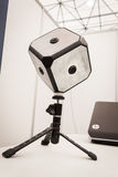 Beyonder 360 camera at Robot and Makers Show Royalty Free Stock Photo