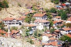 Beypazari homes Royalty Free Stock Photos
