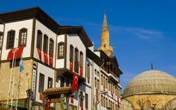 Beypazary. The Turkish town of Beypazary in Anatolia region Stock Photos