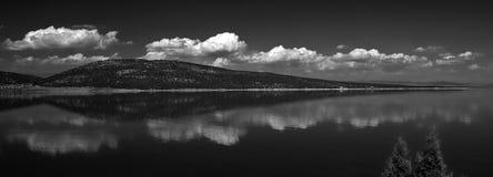 Beysehir lake Royaltyfri Fotografi