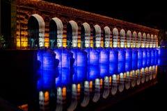 Beysehir Steinbrücke Stockbild