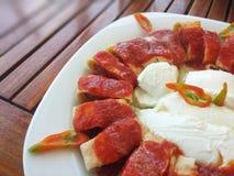 Beyti kebab Stock Image