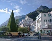 Bezauberndes Amalfi Stockfotografie