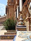 Bezauberndes Sevilla3 Stockbild