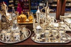 Bezcłowy, Dubai International lotnisko obrazy royalty free