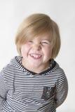bezczelny uśmiech Fotografia Stock