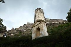 Bezdez城堡 免版税图库摄影